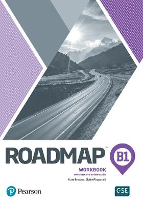 Roadmap B1 Workbook with Digital Resources book