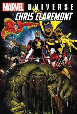 Marvel Universe By Chris Claremont book
