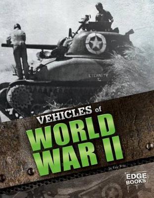 Vehicles of World War II book