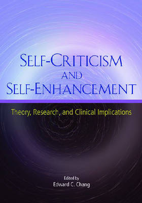Self-criticism and Self-enhancement book