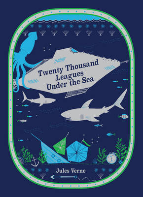 Twenty Thousand Leagues Under the Sea (Barnes & Noble Collectible Classics: Children's Edition) by Jules Verne
