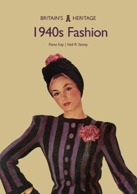 1940s Fashion by Fiona Kay