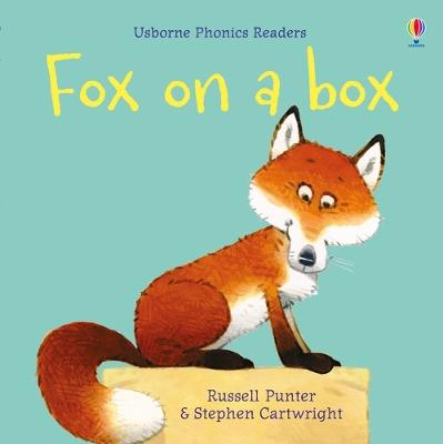 Fox on a Box by Russell Punter