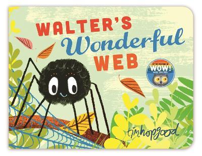 Walter's Wonderful Web book