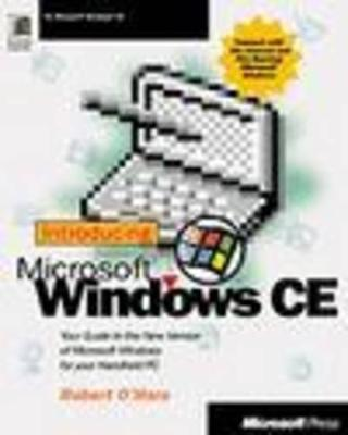 Introduction to Windows CE Handheld PC by Shelley O'Hara