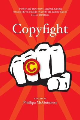 Copyfight by Phillipa McGuinness