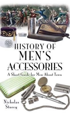 History of Men's Accessories book