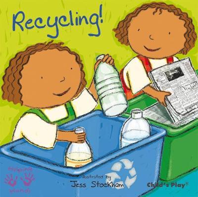 Recycling! by Jess Stockham