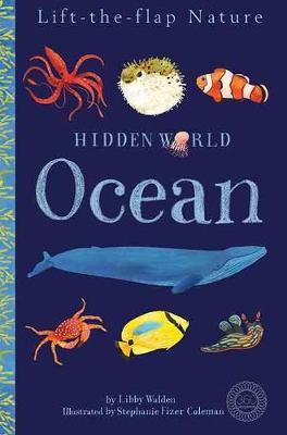 Hidden World: Ocean book