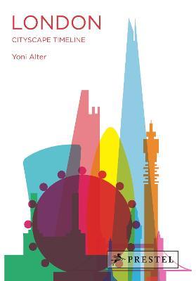 London: Cityscape Timeline by Yoni Alter