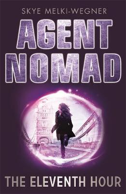 Agent Nomad 1 by Skye Melki-Wegner