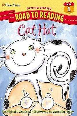 Rdread:Cat Hat L1 by Michelle Knudsen