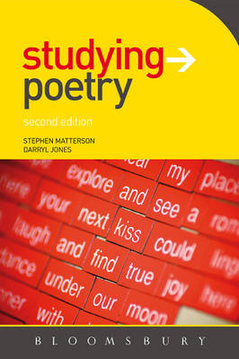 Studying Poetry by Stephen Matterson