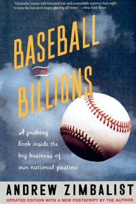 Baseball And Billions book