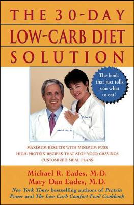 30-Day Low-Carb Diet Solution book