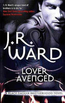 Lover Avenged book