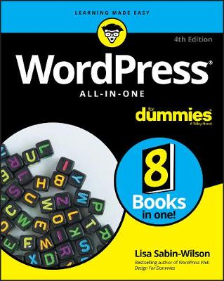 WordPress All-in-One For Dummies book