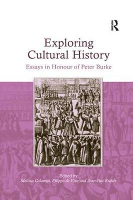Exploring Cultural History book