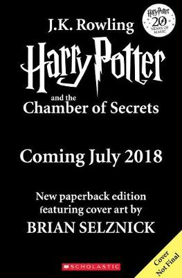 Harry Potter and the Chamber of Secrets by Brian Selznick