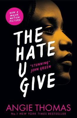 Hate U Give by Angie Thomas