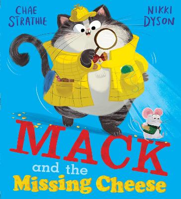 Mack and the Missing Cheese book