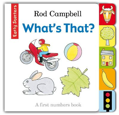 What's That? by Rod Campbell