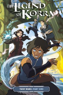 The Legend Of Korra: Turf Wars Part One by Michael Dante DiMartino