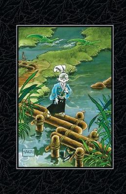 Usagi Yojimbo Saga Volume 6 Limited Edition by Stan Sakai