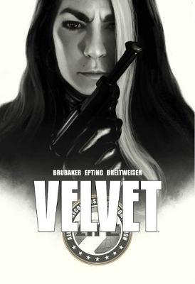 Velvet Deluxe Hardcover by Ed Brubaker