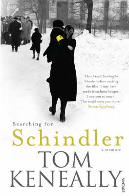 Searching For Schindler book