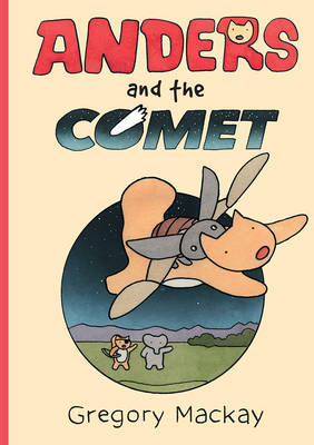 Anders and the Comet: Anders 1 book