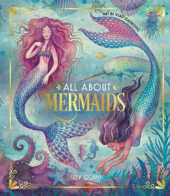 All About Mermaids book