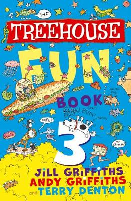 The Treehouse Fun Book 3 by Andy Griffiths