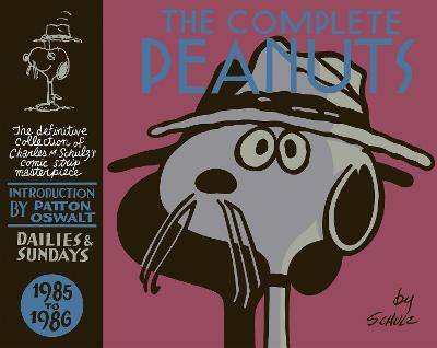 The Complete Peanuts 1985-1986 by Charles M. Schulz