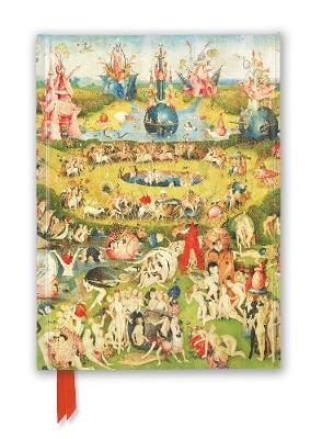 Bosch: The Garden of Earthly Delights (Foiled Journal) by Flame Tree Studio