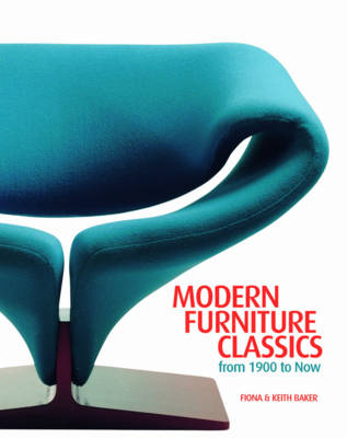 Modern Furniture Classics by Fiona Baker