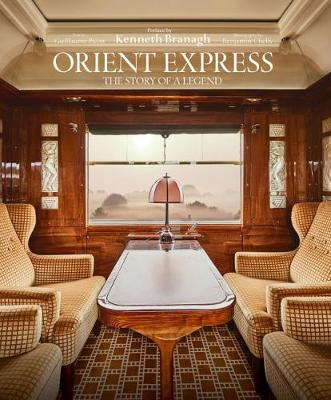 Orient Express: The Story of a Legend by Guillaume Picon
