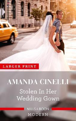 Stolen in Her Wedding Gown book