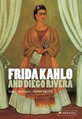 Frida Kahlo and Diego Rivera by Isabel Alcantara