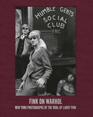 Warhol: The Moment Within by Larry Fink