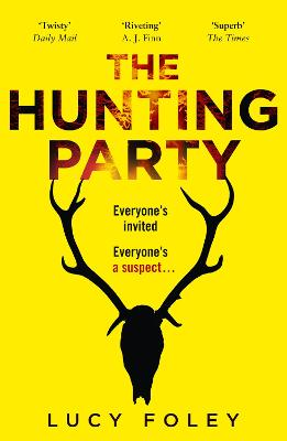 The Hunting Party book