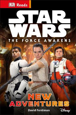 Star Wars The Force Awakens New Adventures book