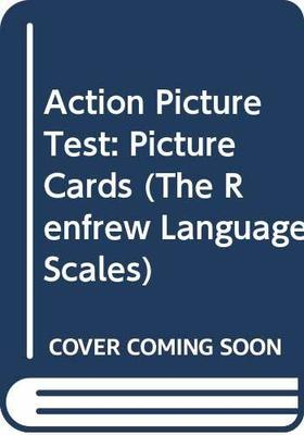 Action Picture Test: Picture Cards by Speechmark