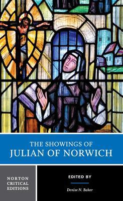 Showings of Julian of Norwich book