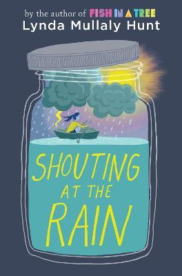 Shouting at the Rain book
