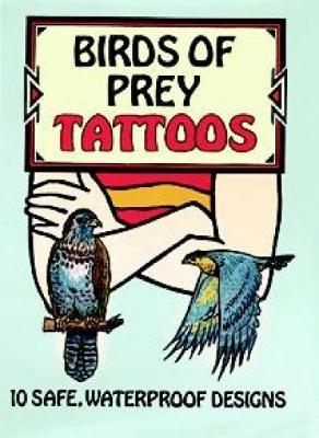 Birds of Prey Tattoos by Steven James Petruccio