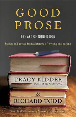Good Prose by Tracy Kidder