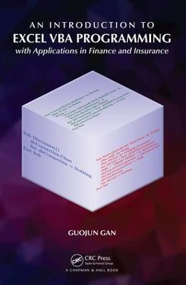 Introduction to Excel VBA Programming by Guojun Gan