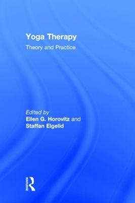 Yoga Therapy by Ellen G. Horovitz