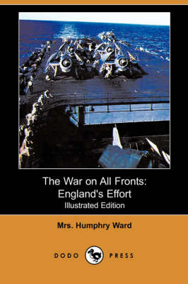 The War on All Fronts by Mrs Humphry Ward